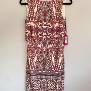 NWT Pink Two Piece Style Vince Camuto Dress
